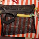 La poche en filet spécial sacoche