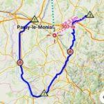 Faire son itinéraire (Online) avec Locus Map